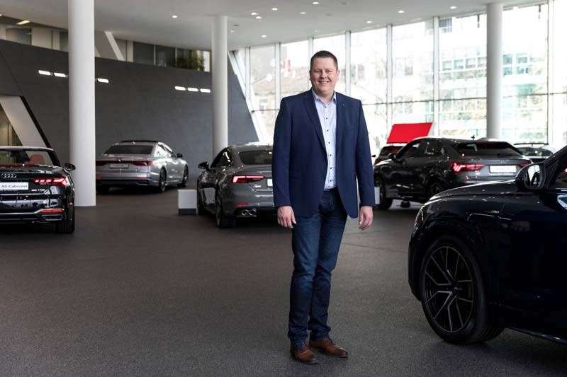 Dustin Gongoll - SAC Schöneis Automotive Consulting